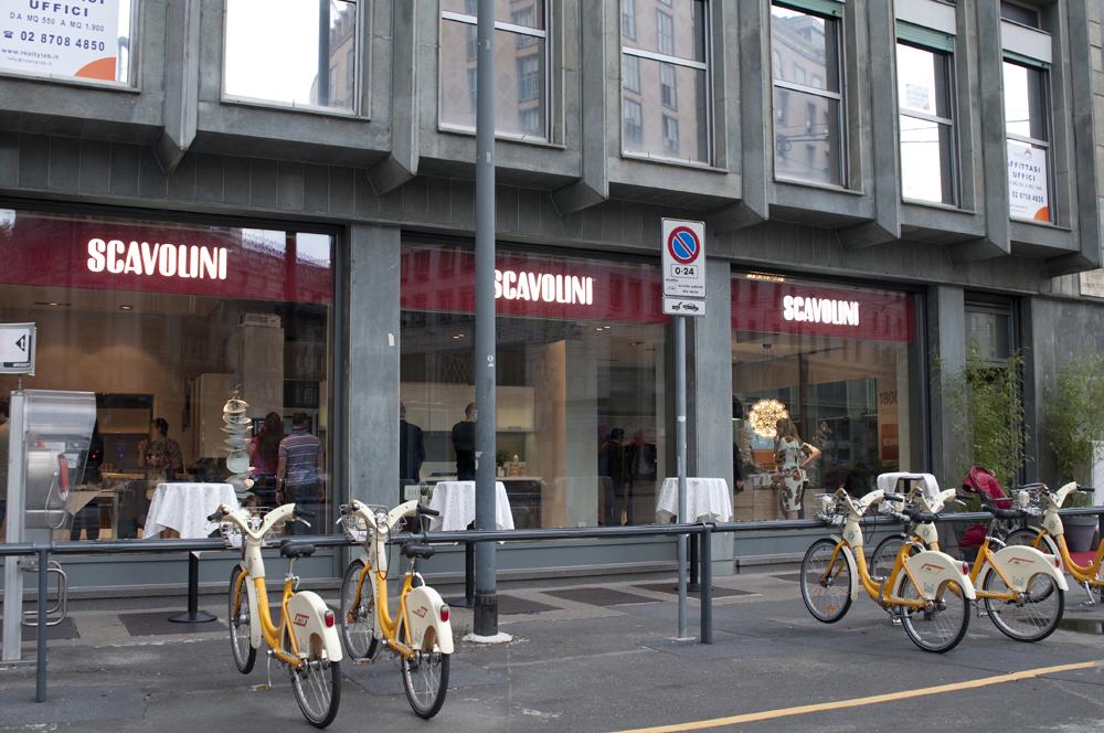 Scavolini Store Milano Missori