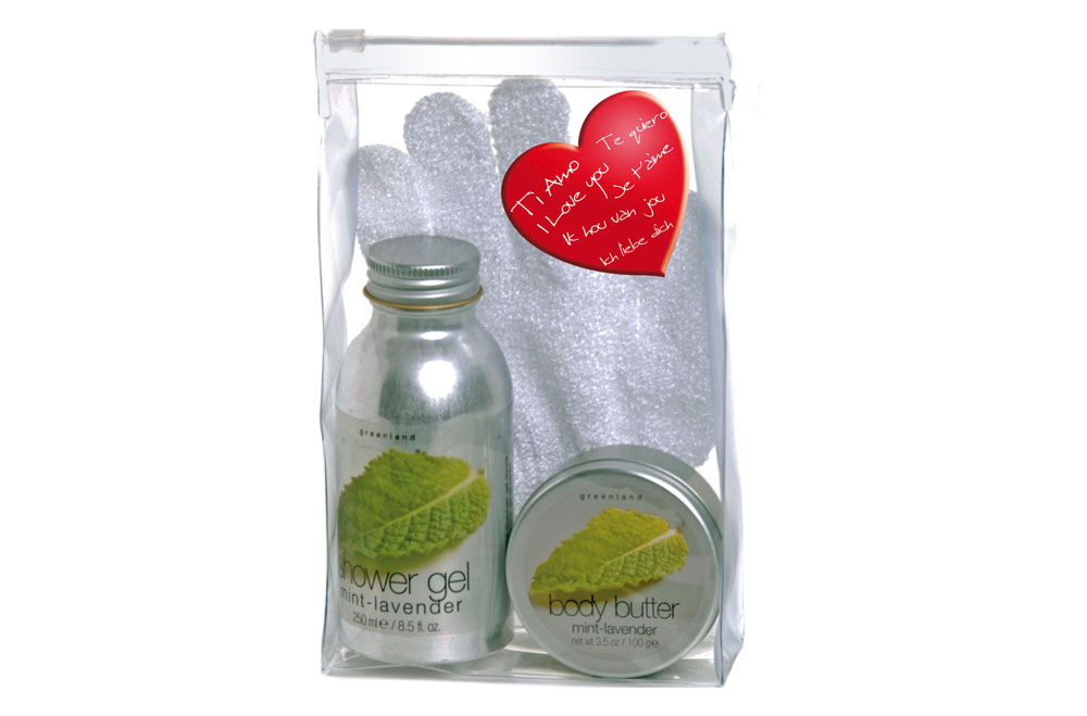 Giftset Cuore
