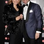 Barbara D'urso e Alessandro Martorana