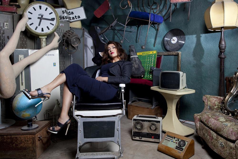 VALENTINA LODOVINI © Riccardo Ghilardi Domanda:  Quali sono i dettagli che fanno grande un'attrice?