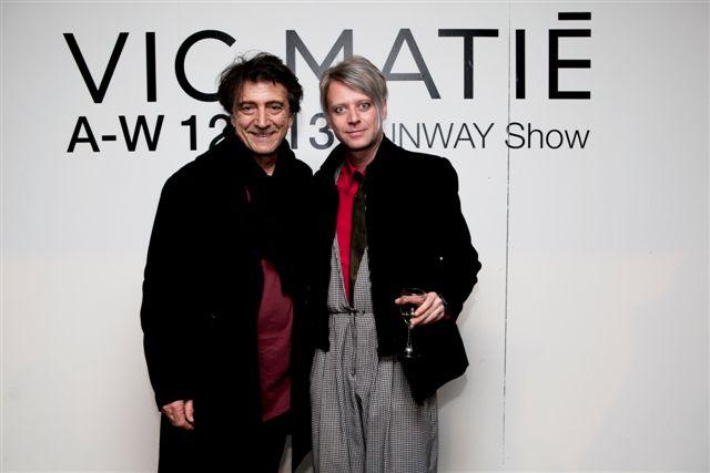 Renato Curzi e Andy