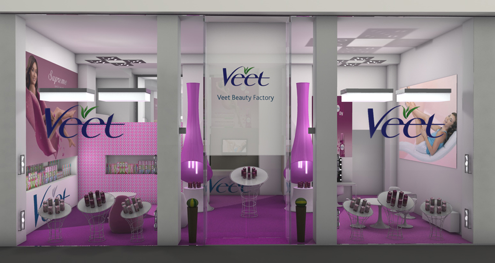 Veet Beauty Factory