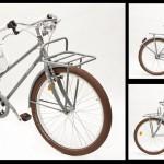Pineider 1774 bicicletta donna