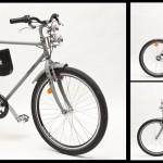 Pineider 1774 bicicletta uomo