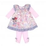 Disney Store - Topolino e Minnie Blue & Pink