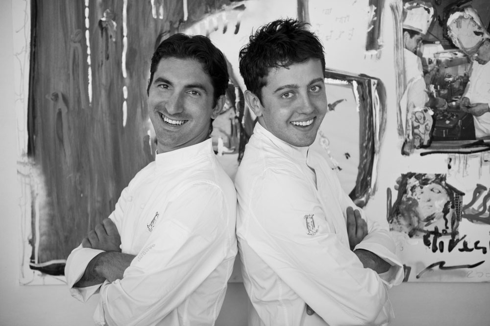 Fabio Pisani e Alessandro Negrini