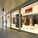 KME showroom