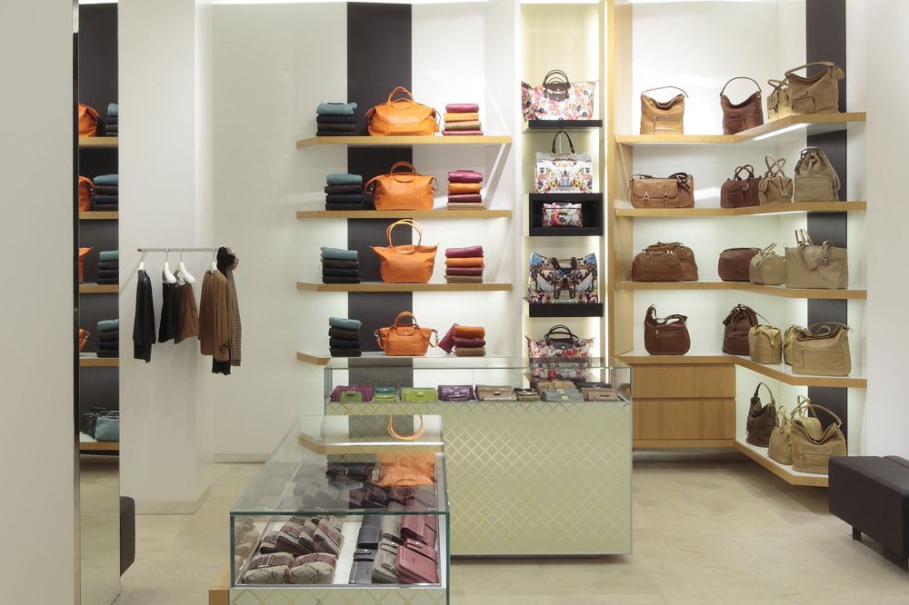 Longchamp Outlet Milano