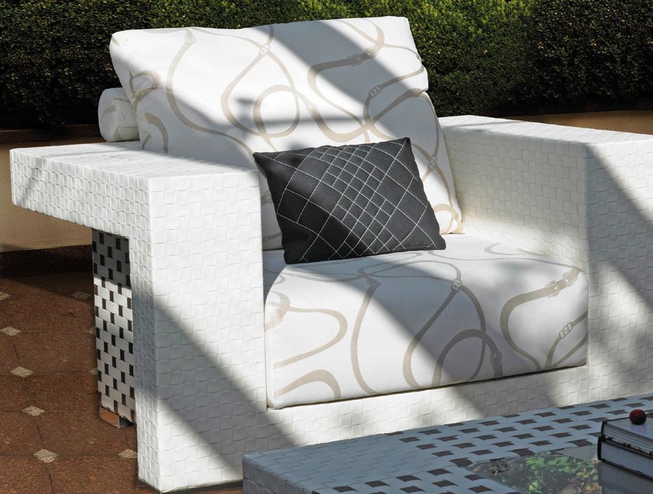 Fendi Casa Newport armchair