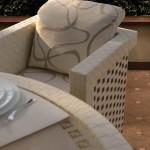 Fendi Casa Newport chair