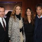 Luca Bombassei, Laura Morino Teso, Chiara Pisa e Davide Oldani