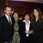 Luca Bombassei, Maristella Pisa, Adriana Squinzi e Chiara Pisa