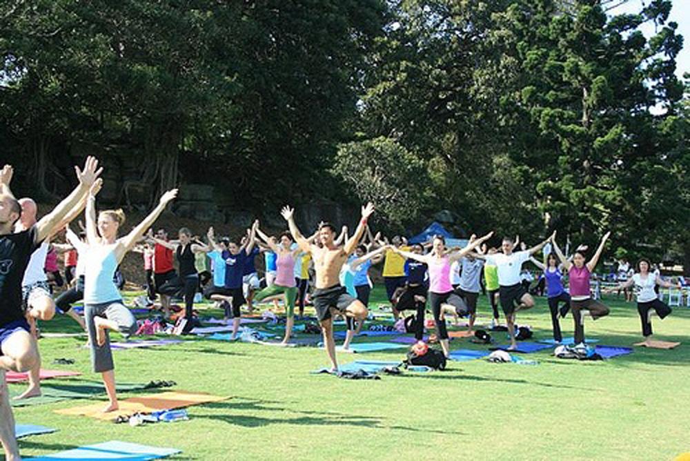 Yoga Festival Roma