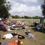 Yoga Festival Roma 09 SHAVASANA