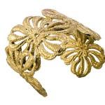 Macrame gold