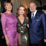 Anna Repellini, Abbe Lane e Mauro Del Vecchio