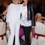 Pola Neri e Anna Repellini