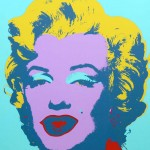 AND Y WARHOL Marilyn Monroe