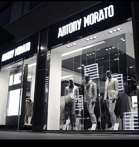 Antony Morato boutique Milano