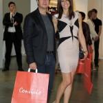 Convivio12 Mathias Facchini  (CEO Swinger Int) e la moglie Sara Cavazza
