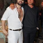 Francesco Sarcina e Riccardo Scamarcio