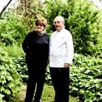 Ileana Pisa e Gualtiero Marchesi