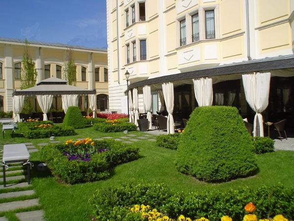Grand Visconti Palace Hotel Parco