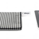Pijama iPad vichy black