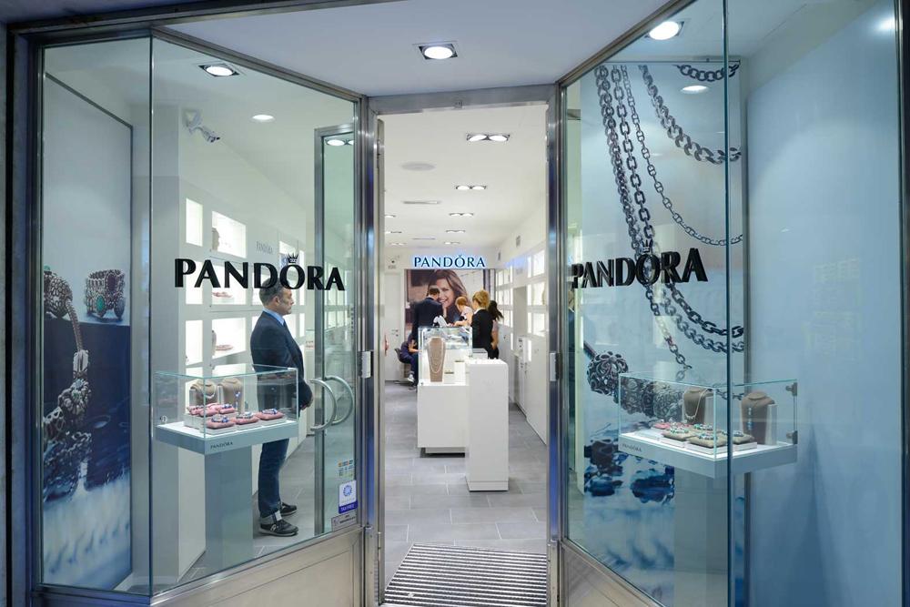 Store Pandora a Venezia