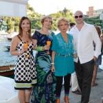 Nicola Winspeare Francesca, Maria Grazia e Francesco Severi