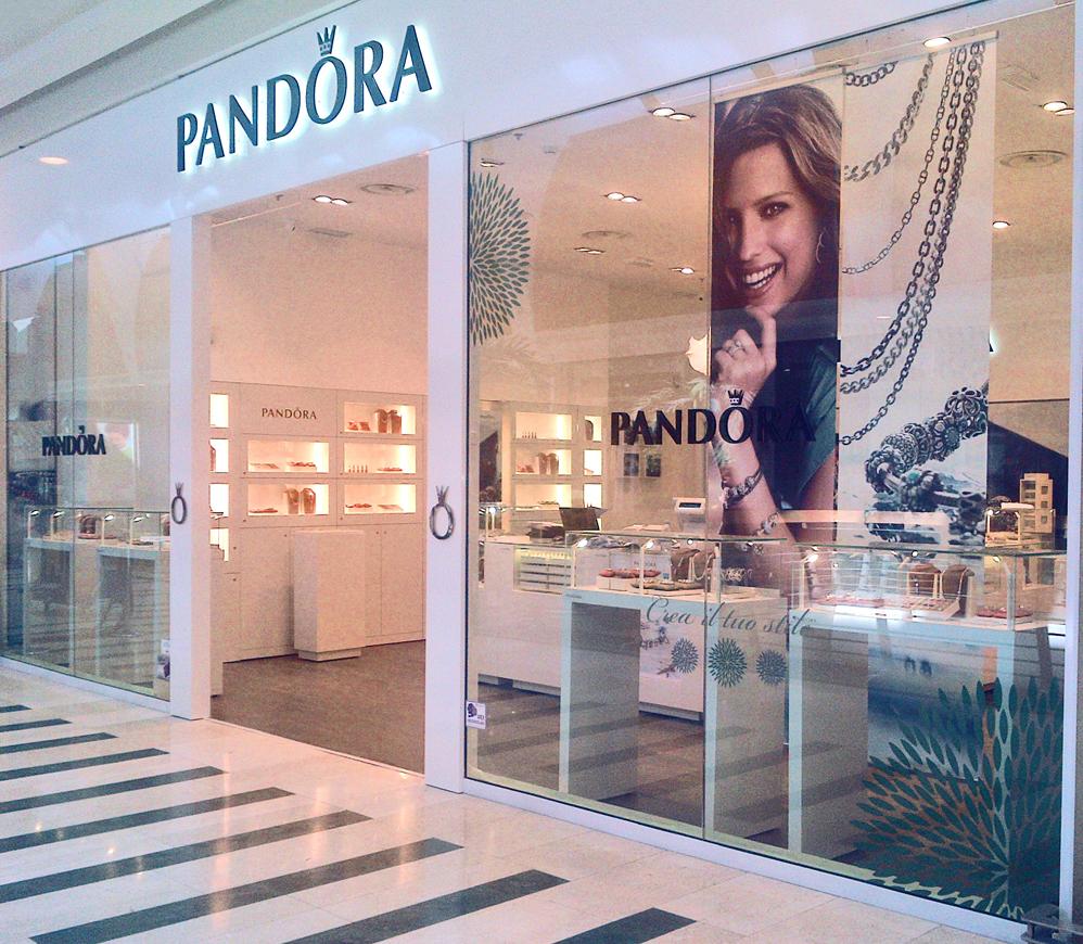 Pandora ROMA EST