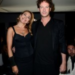 Barbara D'Urso e Manuel Facchini