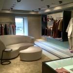 Bruno Magli Milan Montenapoleone store