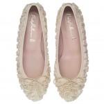 PrettyBallerinas S/S 2013 Marilyn ivory flower textil