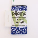 Pijama Kapok iPhone pack blue