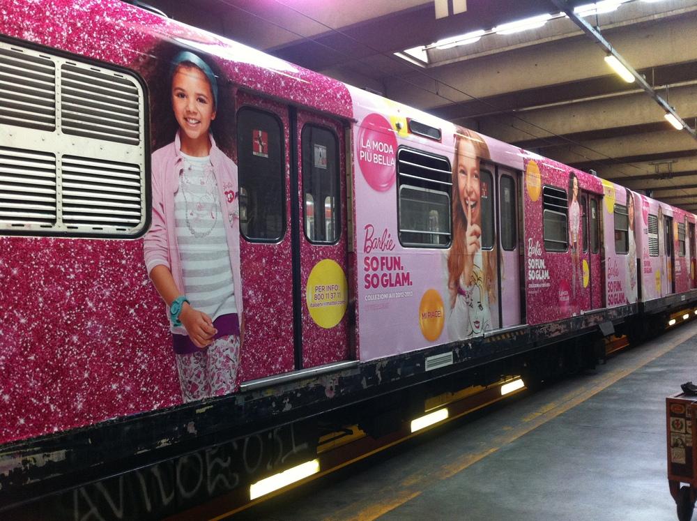 Metro Barbie