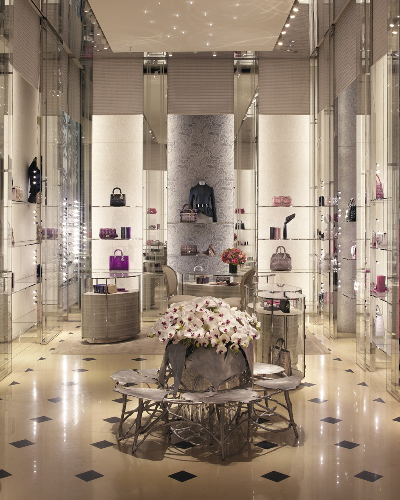 dior shopping milano roma