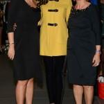Francesca Severi, Juliana Moreira e Maria Grazia Severi © foto CBPwww.barontini.it