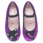 PrettyBallerinas Emma halloween cat and witches hat