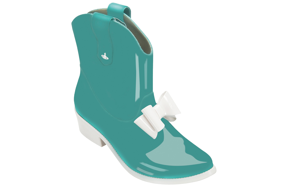 Protection +  Vivienne Westwood verde acqua