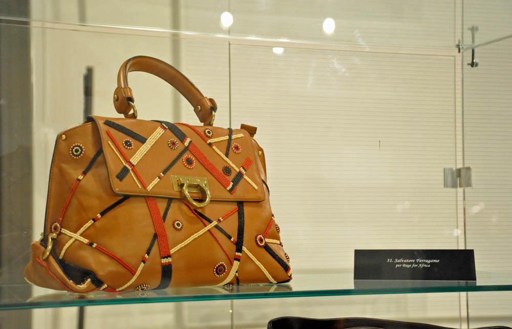 COOPI Bags 4 Africa Borsa Salvatore Ferragamo