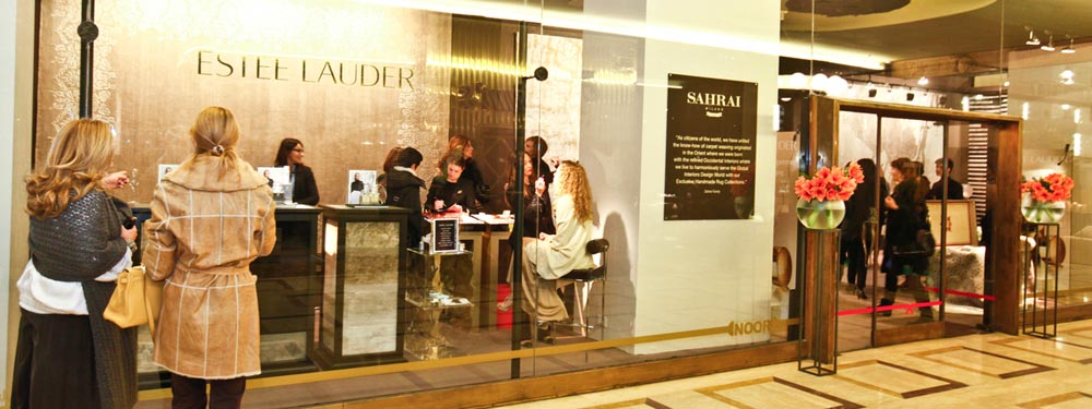 Estée Lauder Sahrai - 4 Dicembre 2012 - Luxury and Beauty Experience
