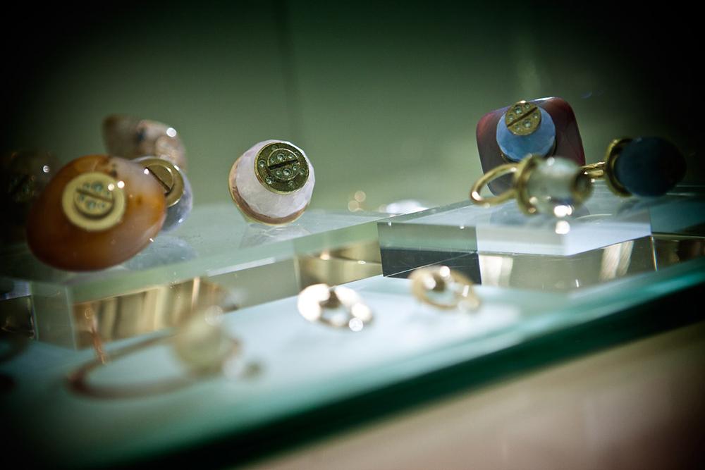 Rizieri presenta C.53 Jewellery di Fabio Cammarata