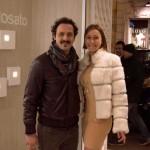 Fabio Troiano e Beatrice Beleggia
