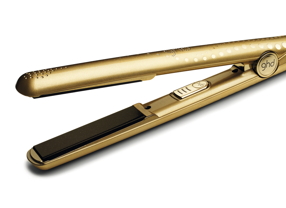 ghd Metallic Gold