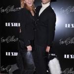 Federica-Fontana e Jonathan Kashanian (Photo by Stefania D'Alessandro/Getty Images for Le Silla)
