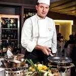 Lo chef Antonio Falco