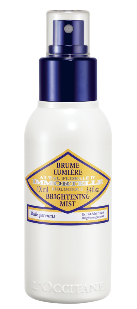 L'Occitane - Immortelle Brightening - Brume Lumiere