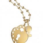 LeMonde2013_chiave e lucchetto gold