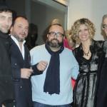 Luca Berti, Willy Vecchiattini e Marina Graziani